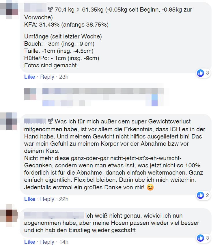 """1 oktober 2019  schnell abnehmen gruppenprogramm - """"Ich bin ungeduldig und brauche schnelle Resultate - sonst gebe ich auf"""""""