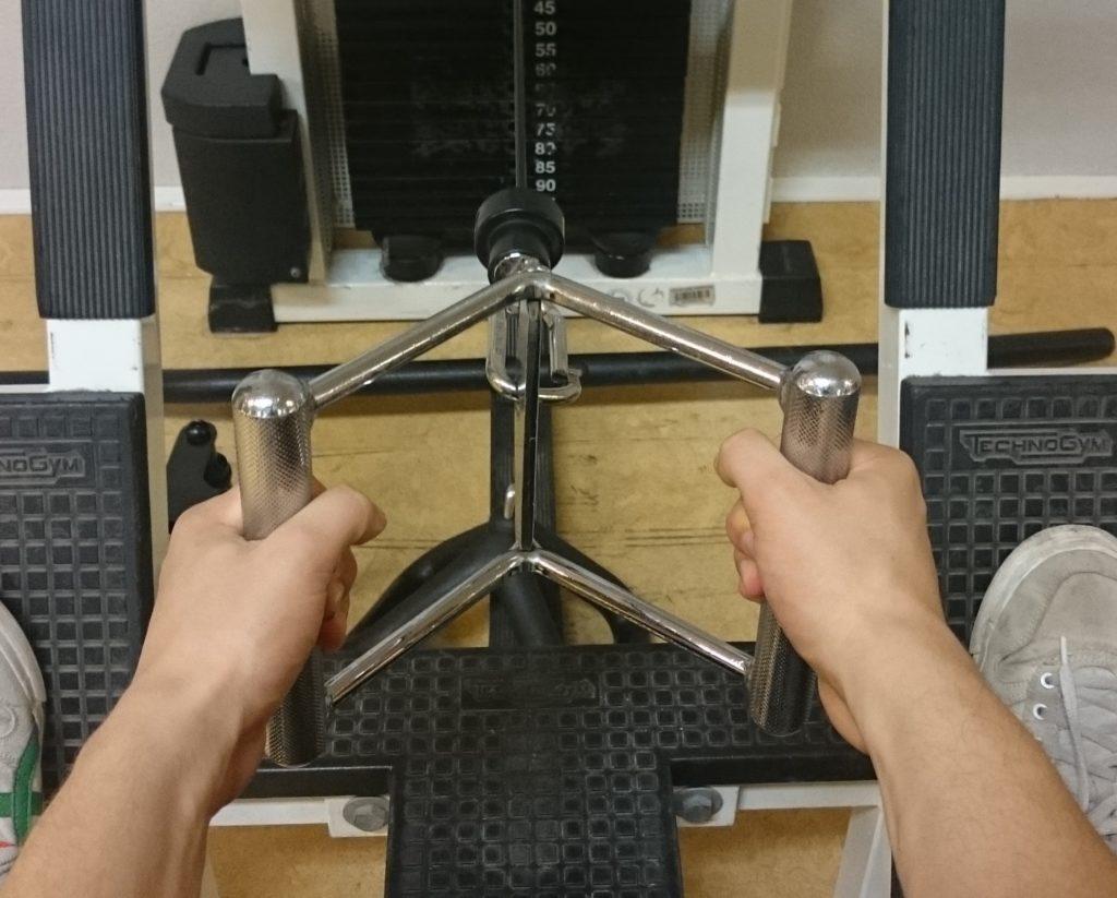 Parallelgriff beim Rudern 1024x823 - Rudern: Die richtige Übungsausführung für Kabelzug, Langhantel & Kurzhantel