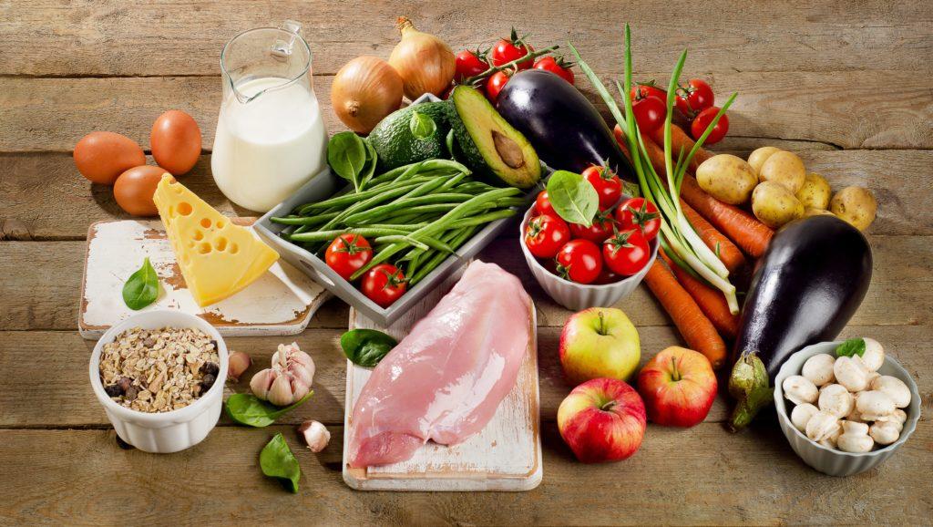 """Gesunde und """"ausgewogene"""" Ernährung"""