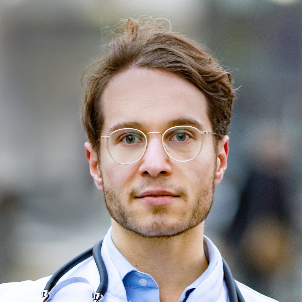 Dr. med. Dominik Dotzauer: evidenzbasiertes Personal Training & Abnehmberatung vom Arzt