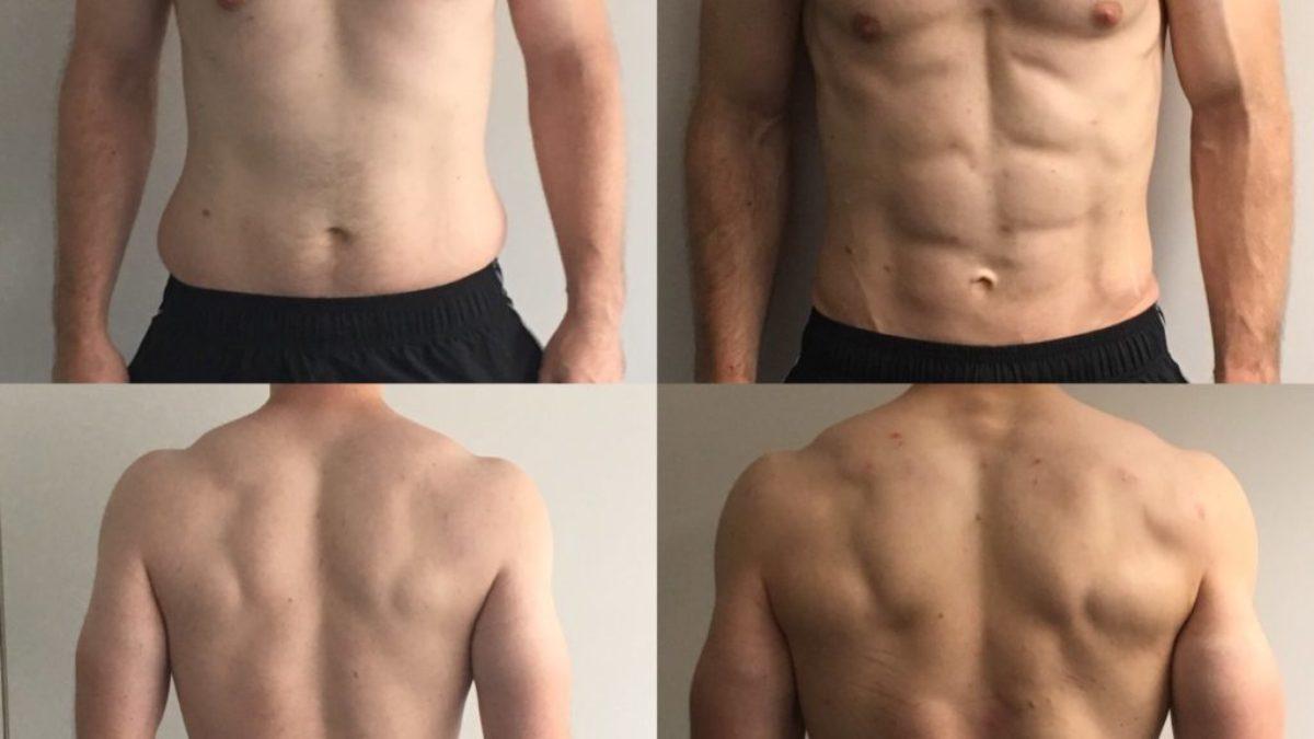 Mann bodybuilding hüfte breite Sportmedizin: Hüftspeck